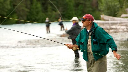 Alaska Fishing Vacations