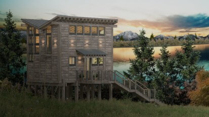 Wilderness Lodges